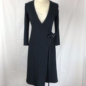 American Apparel Wrap Dress